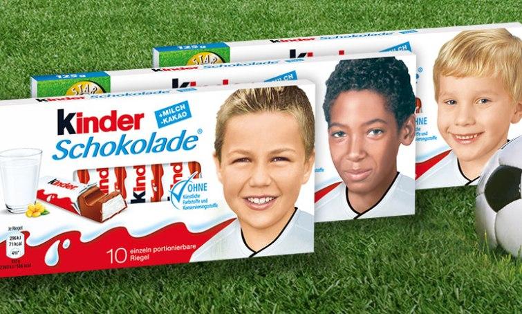 Chocolate-Kinder-Götze-Boateng-Podolski-Alemania