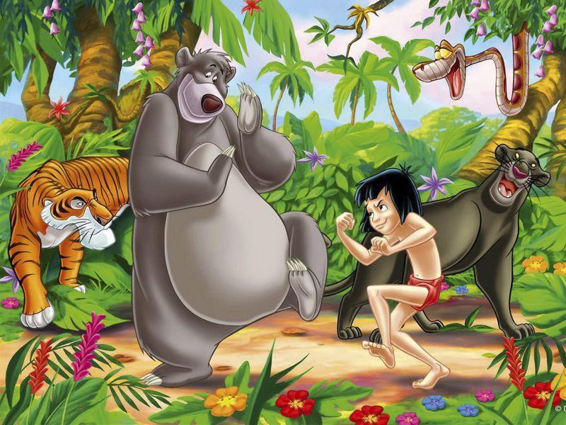 ¡Mira! Ahí hay lecciones de marketing: El libro de la selva