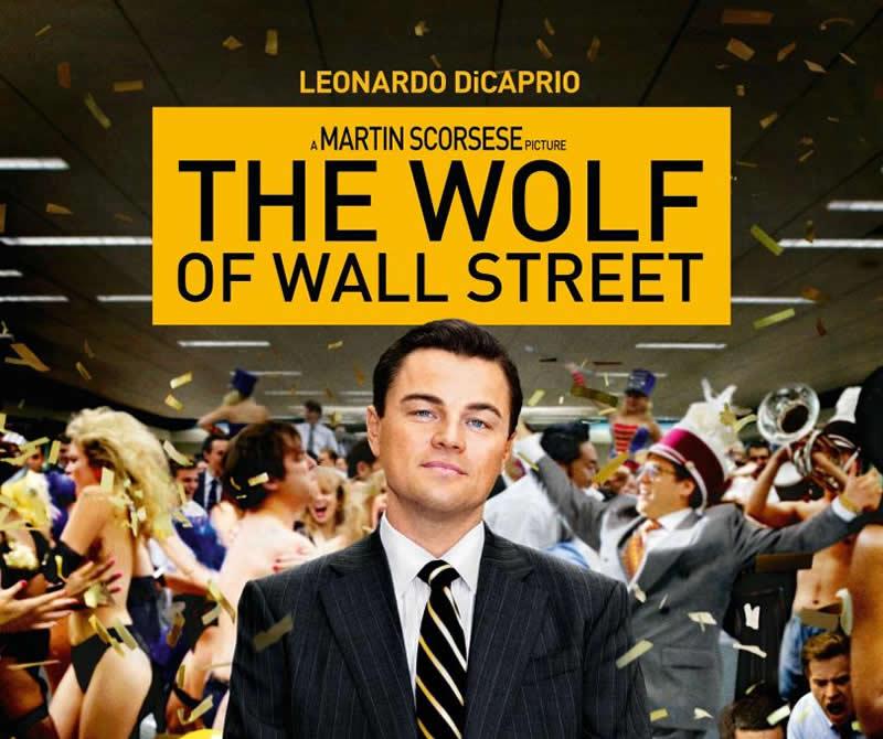 ¡Mira! Ahí hay lecciones de marketing: El lobo de Wall Street