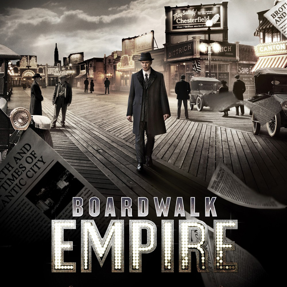 marketing Boardwalk Empire