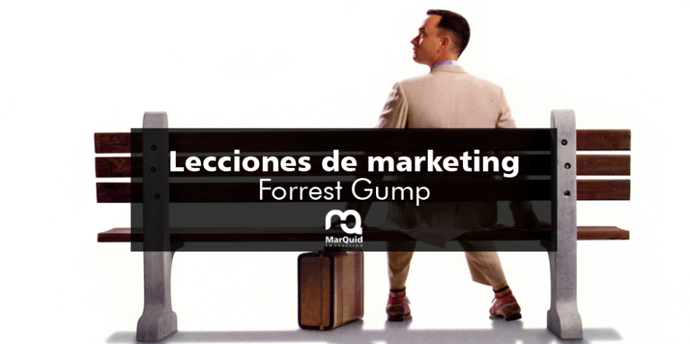 Lecciones de marketing: Forrest Gump