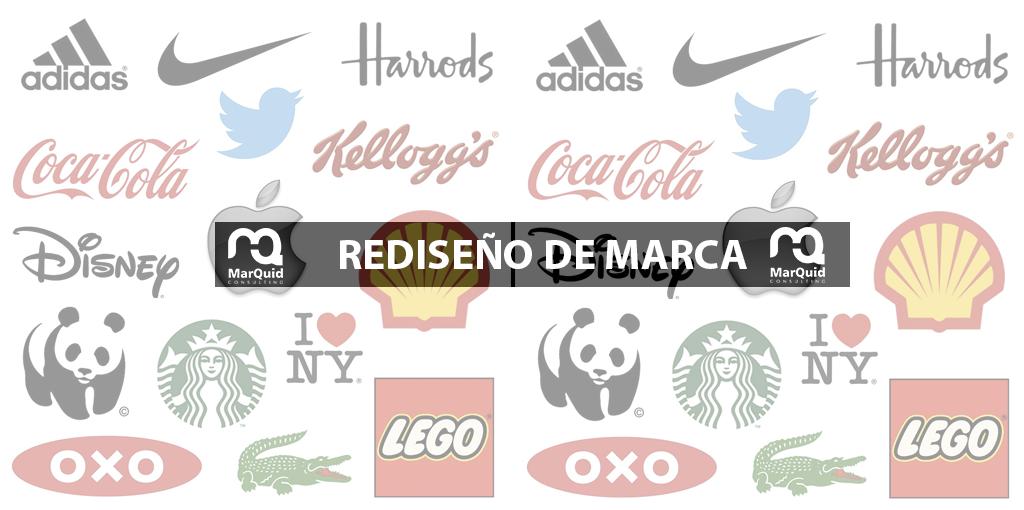 rediseño marca