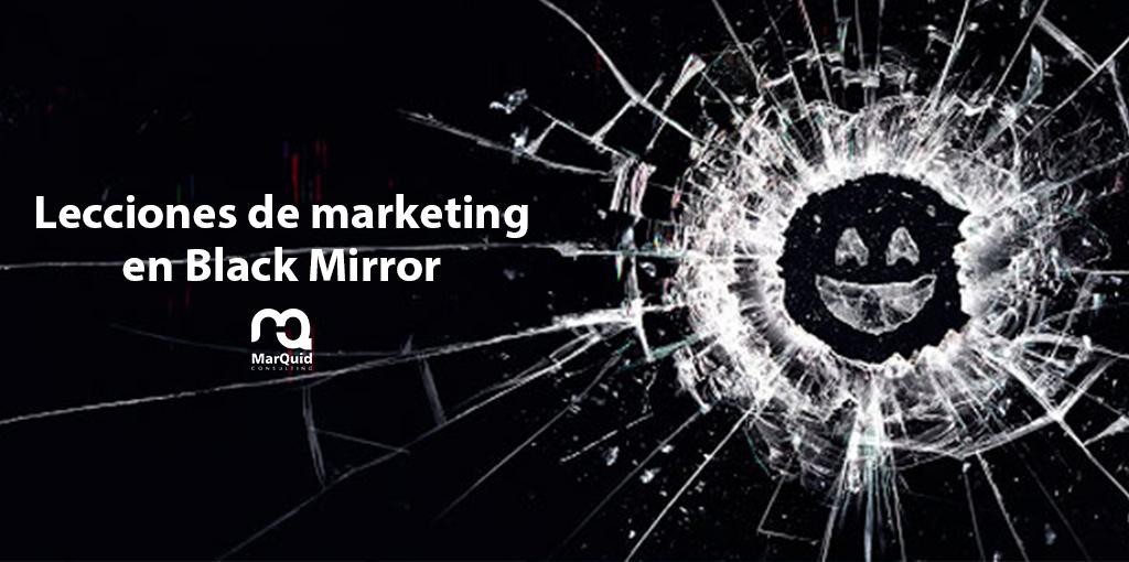 Lecciones de marketing en Black Mirror