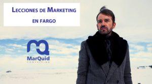 ecciones de marketing Fargo