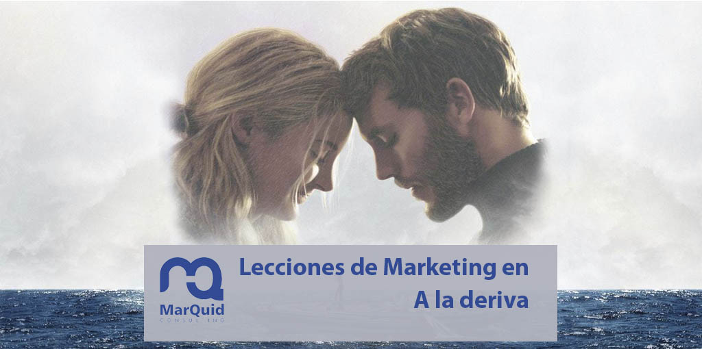 Lecciones de Marketing en A la deriva